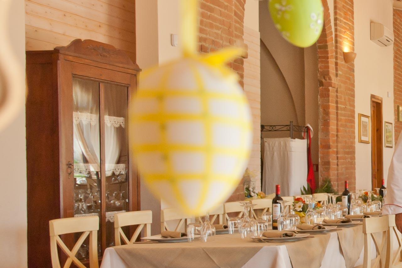 Menù pranzo di Pasqua