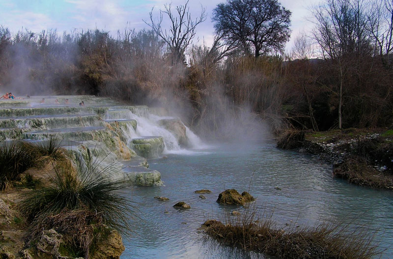 Saturnia Thermal Pools